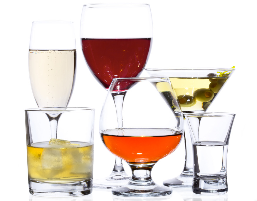 Online wine and spirits boutiques
