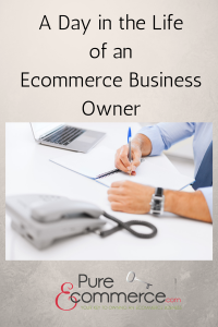 A Day in the Lifeof anEcommerce Business (2)