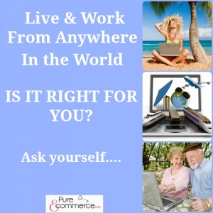 live and work anywhere banner