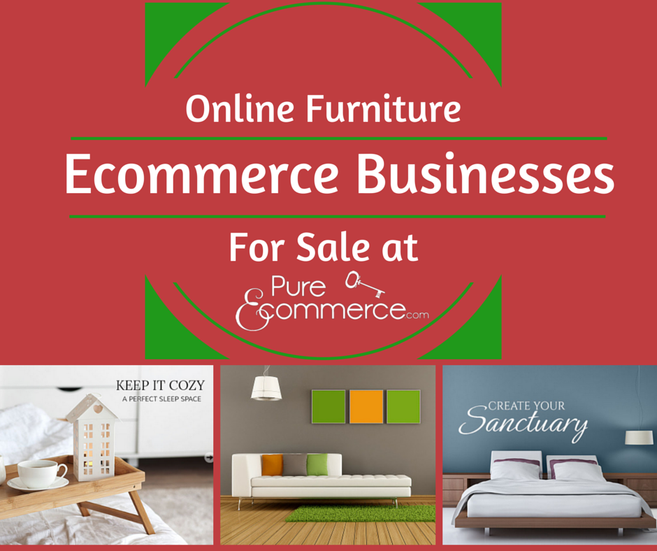 Online Furniture Ecommerce Businesses For Sale