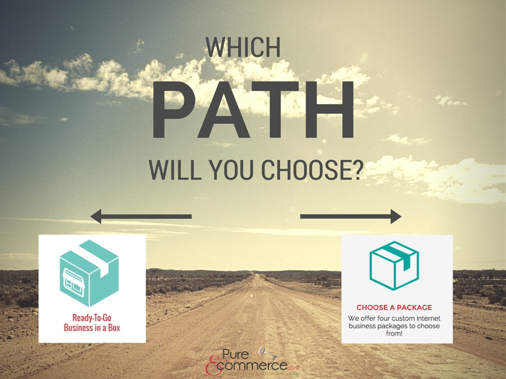 which path will you choose