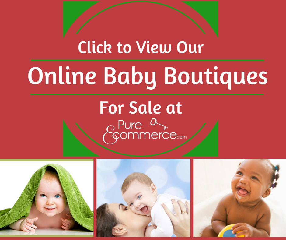 Online Baby Boutiques for Sale