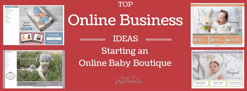 Top Online Business - baby