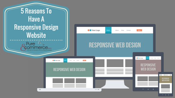5 Reasons to Have A Responsive Design Website