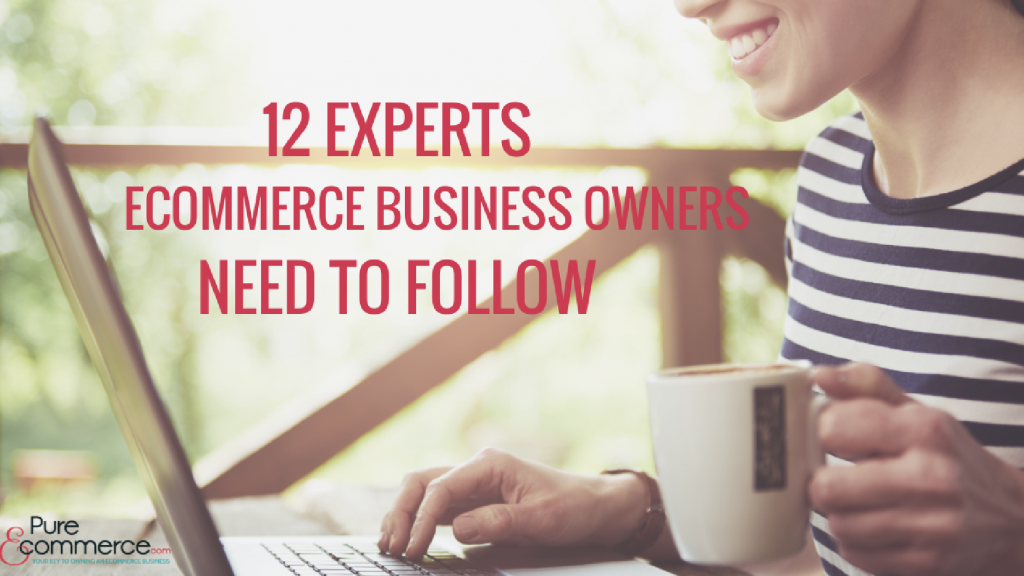 pure-ecommerce-ecommerce-experts-to-follow-blog-title