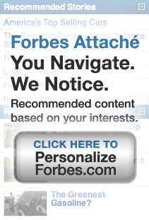 New Forbes Attache Enhancements