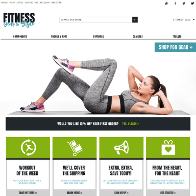 FitnessGearAndStyle.com