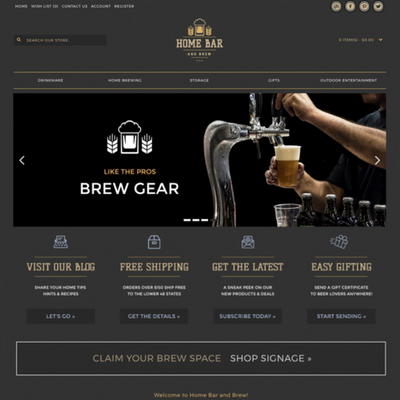 HomeBarAndBrew.com