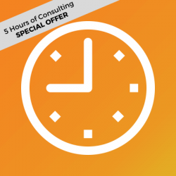Hourly Consulting - Special Offer