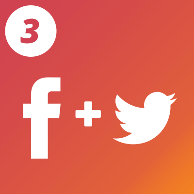 Facebook & Twitter Basic Marketing