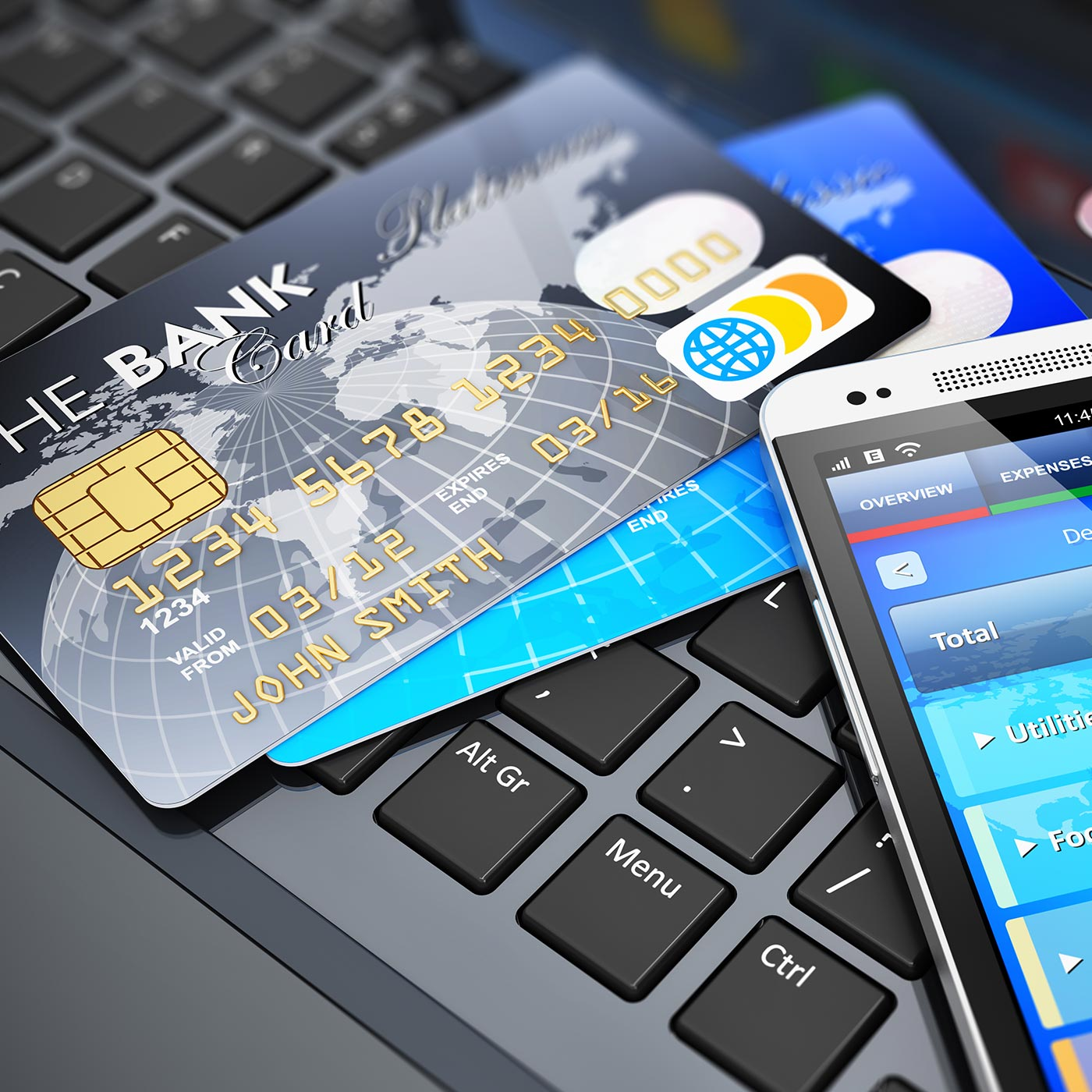 Merchant accounts allow your customers to pay for goods or services online.