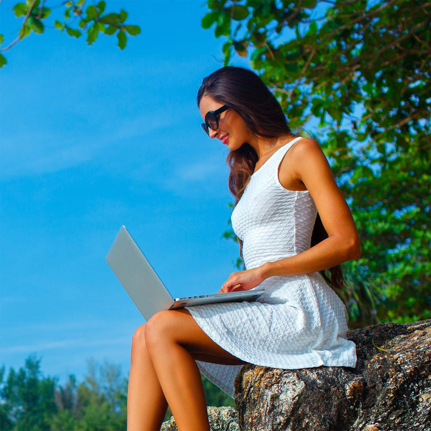 Run an ecommerce business anywhere in the world - Pure-Ecommerce.com can help!