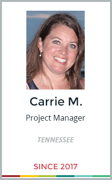 Carrie M. - Pure-Ecommerce