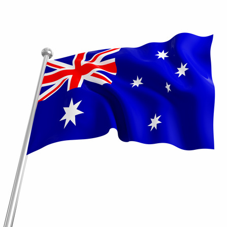 Austrralian Flag- Pure-Ecommerce serves Australian clients
