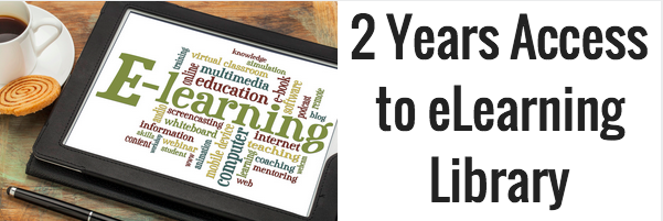 2 Years Access to eLearning Library