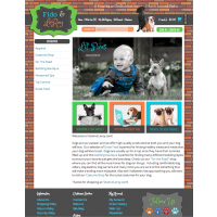 Online Pet Website Business For Sale